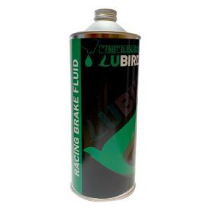 LUBIRD/ルバード RACING BRAKE FLUID/レーシング ブレーキフルード 【1L缶】|ftk-oil-products