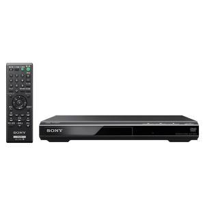 ソニー DVDプレーヤー DVP-SR20Bの商品画像