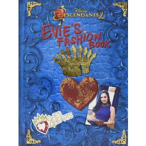 Descendants 2 Evie's Fashion Book (Disney Descendants 2) (英語)