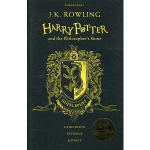 Harry Potter and the Philosopher's Stone: Hufflepuff Edition; Black and Yellow (英語) ftk-tsutayaelectrics