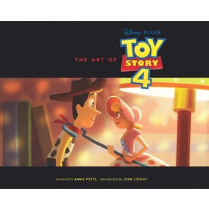 The Art of Toy Story 4 (英語) ftk-tsutayaelectrics