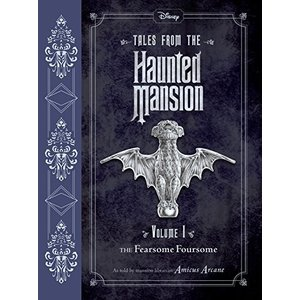 Tales from the Haunted Mansion: Volume I: The Fearsome Foursome (英語) ftk-tsutayaelectrics
