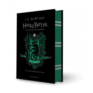 Harry Potter and the Prisoner of Azkaban - Slytherin Edition (英語) ftk-tsutayaelectrics