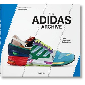 『The Adidas Archive: The Footwear Collection』 Taschen|ftk-tsutayaelectrics