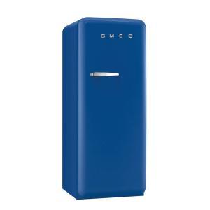 SMEG(スメッグ) 1ドア冷凍冷蔵庫268L/右開き ブルー FAB28UBER1 ftk-tsutayaelectrics