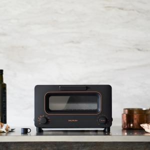 【期間限定ポイントUP!翌日出荷可】BALMUDA The Toaster BLACK バルミューダ ザ トースター ブラック K05A‐BK|ftk-tsutayaelectrics