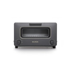 BALMUDA The Toaster(バルミューダ ザ・トースター)/ブラック/ K01E-KG