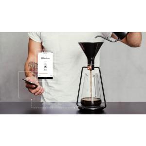 【蔦屋家電先行発売】GINA スマートコーヒーメーカー GS4067ST シルバー/GS4066W ホワイト/GS4065BL ブラック|ftk-tsutayaelectrics|04