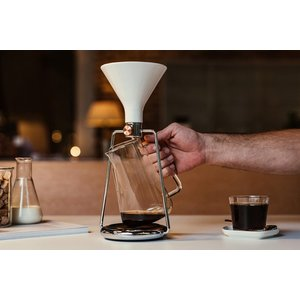 【蔦屋家電先行発売】GINA スマートコーヒーメーカー GS4067ST シルバー/GS4066W ホワイト/GS4065BL ブラック|ftk-tsutayaelectrics|10
