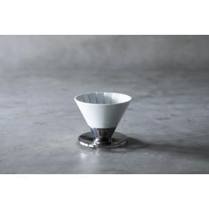 Beasty Coffee by amadana (ビースティ コーヒー バイ アマダナ) コーヒー ドリッパー ABC-D1-GW|ftk-tsutayaelectrics