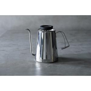 Beasty Coffee by amadana (ビースティ コーヒー バイ アマダナ) コーヒー ケトル ABC-K1-GS|ftk-tsutayaelectrics