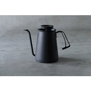 Beasty Coffee by amadana (ビースティ コーヒー バイ アマダナ) コーヒー ケトル ABC-K1-MB|ftk-tsutayaelectrics