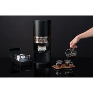 iDrip Japan スマートハンドドリップコーヒーメーカー(ブラック)|ftk-tsutayaelectrics