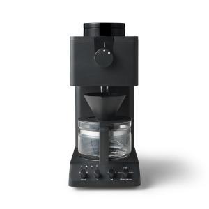 ツインバード 全自動コーヒーメーカー CM-D457B ftk-tsutayaelectrics