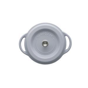 バーミキュラ(Vermicular) オーブンポットラウンド 18cm ストーン (4589923560670)|ftk-tsutayaelectrics|02