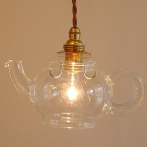 Flames フレイムス ペンダントライト 1灯 Lamp TeaPod ランプティーポット DP-098|ftk-tsutayaelectrics
