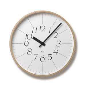 Lemnos タカタレムノス WR-0312 L 【掛け時計 RIKI CLOCK リキクロック】 ftk-tsutayaelectrics