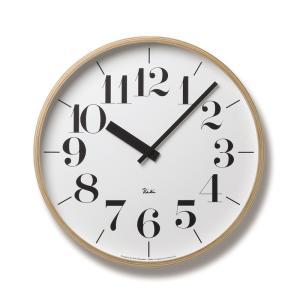 Lemnos タカタレムノス WR-0401 L 【掛け時計 RIKI CLOCK リキクロック】 ftk-tsutayaelectrics