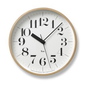 Lemnos タカタレムノス WR07-11 【掛け時計 電波時計 RIKI CLOCK RC リキクロック】 ftk-tsutayaelectrics