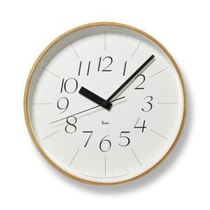 Lemnos タカタレムノス WR08-26 【掛け時計 電波時計 RIKI CLOCK RC リキクロック】 ftk-tsutayaelectrics
