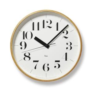 Lemnos タカタレムノス WR08-27 【掛け時計 電波時計 RIKI CLOCK RC リキクロック】 ftk-tsutayaelectrics