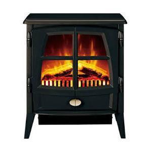 Dimplex ディンプレックス 電気暖炉 JazzII BK|ftk-tsutayaelectrics