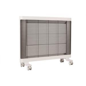 インターセントラル INTER CENTRAL 遠赤外線ヒーター MHS-900B-W マイヒートセラフィ ホワイト 暖房目安:4〜8畳 ftk-tsutayaelectrics