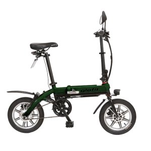 glafit グラフィット 折りたたみ電動バイク GFR-01 ファッションカーキ|ftk-tsutayaelectrics