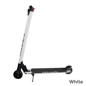 Kintone α(アルファ)は軽快な走りで爽快感抜群の電動キックボードです。ワンタッチで簡単に折り...