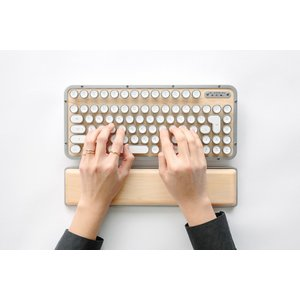 AZIO レトロクラシック・コンパクトキーボード|ftk-tsutayaelectrics