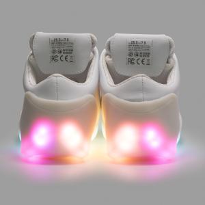 【動きにあわせて光る!鳴る!】Orphe(オルフェ)ホワイト【話題のスマートフットウェア】|ftk-tsutayaelectrics|03