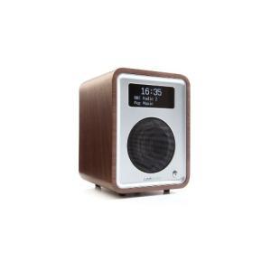 【テーブルトップBluetoothスピーカー】Ruarkaudio R1 mk3 Rich Walnut(ウォルナット)|ftk-tsutayaelectrics