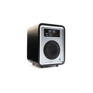 【テーブルトップBluetoothスピーカー】Ruarkaudio R1 mk3 Soft Black(ソフトブラック)|ftk-tsutayaelectrics