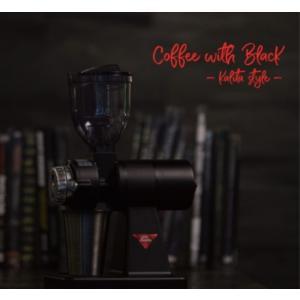 【二子玉川 蔦屋家電×Kalitaオリジナルコラボ】Coffee with Black ― Kalita style ―