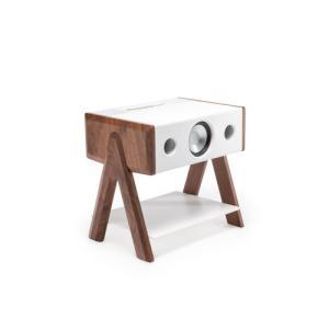 La Boite concept Cube CS / Walnut スピーカー ftk-tsutayaelectrics