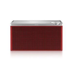 【ワイヤレススピーカー】GENEVA Touring M Red|ftk-tsutayaelectrics