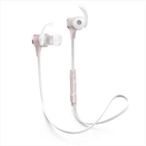 TaoTronics タオトロニクス Bluetooth ワイヤレスイヤホン スポ ーツ TT-BH07 ピンク|ftk-tsutayaelectrics