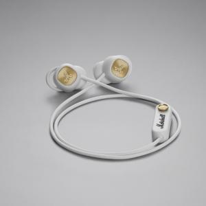 【ワイヤレスイヤホン】Marshall MINOR II BT ホワイト(ZMH-04092261) ftk-tsutayaelectrics