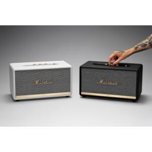 【ワイヤレススピーカー】Marshall Stanmore II Bluetooth ブラック(ZMS-1001902)/ホワイト(ZMS-1001903)|ftk-tsutayaelectrics