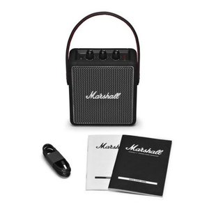 Marshall STOCKWELL II BLACK ポータブルスピーカー|ftk-tsutayaelectrics