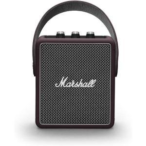 Marshall STOCKWELL II BURGUNDY  ポータブルスピーカー ftk-tsutayaelectrics