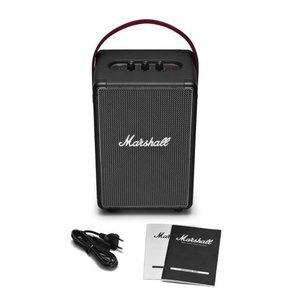Marshall TUFTON BLACK  ポータブルスピーカー|ftk-tsutayaelectrics