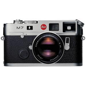 Leica ライカ ライカM7 シルバークローム 10549|ftk-tsutayaelectrics