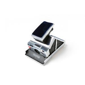 【蔦屋家電先行販売】sacai(サカイ) × Polaroid(ポラロイド) Originals SX-70限定モデル ブルー|ftk-tsutayaelectrics
