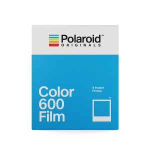 【Polaroid】Film for 600 Color/B&W ポラロイド フィルム カラー/ブラック&ホワイト|ftk-tsutayaelectrics