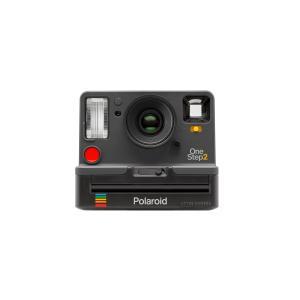 【Polaroid】One Step 2 9002 ポラロイド アナログ インスタント カメラ  Graphite グラファイト|ftk-tsutayaelectrics