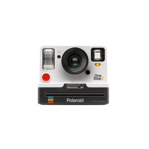 【Polaroid】One Step 2 9003 ポラロイド アナログ インスタント カメラ  White ホワイト|ftk-tsutayaelectrics