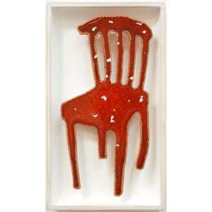 【ガレリア・グラフィカ/Galleria Grafica Tokio】「A chair in the mind-Red」吉田晴弥/Haluya Yoshida|ftk-tsutayaelectrics