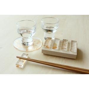 【トウメイ】TOUMEI 箔hashioki 木箱入り 5個セット/カトラリー/箸置き/ギフト/プレゼント/雑貨 ftk-tsutayaelectrics
