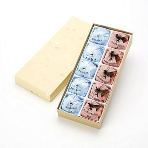 生クリーきんとん5個とチョコ生クリーきんとん5個のセット (ギフト箱)|fu-kido